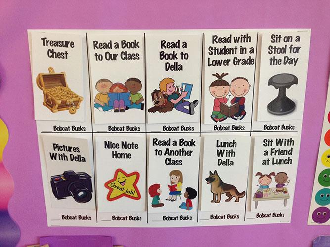 rewards for a classroom