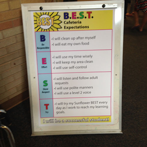BEST Expectation Matrix