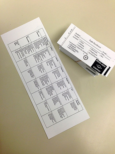 Ci3T Tickets and Expectation Matrix