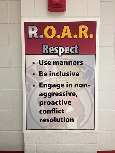 Roar respect examples