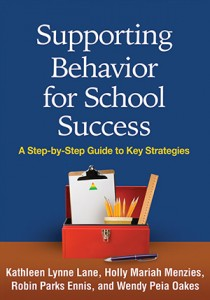 Cover of the book entitled Supporting Behavior for School Success