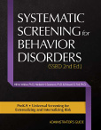 Systematic Screening for Behavior Disorders
