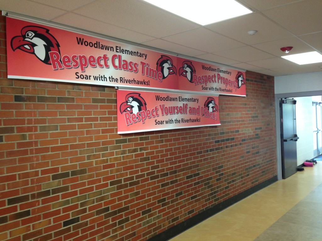 Woodlawn Respect Posters