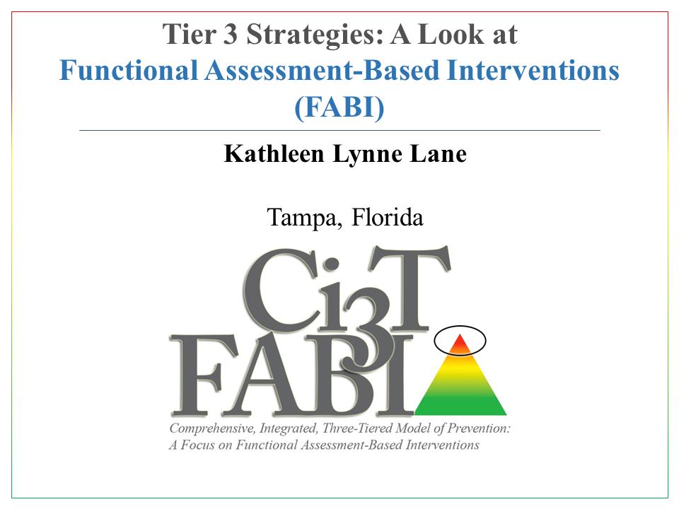 Presentations - ci3t org