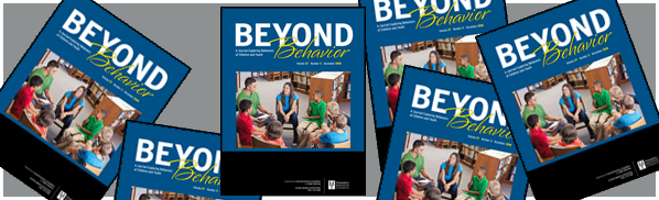 several copies of Beyond Behavior